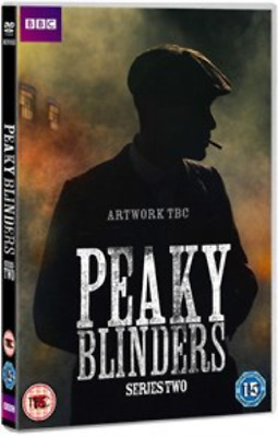 Helen McCrory, Joe Cole-Peaky Blinders: Series 2 DVD NEW