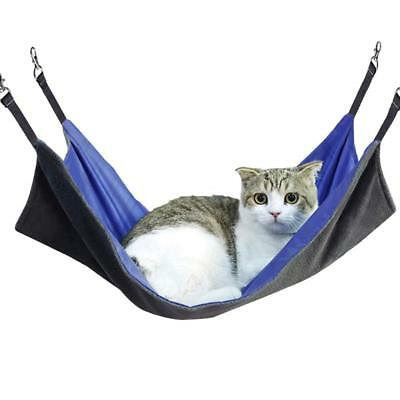 Cat Hammock Waterproof Oxford Fabric Hanging Bed Mat for Little Animal