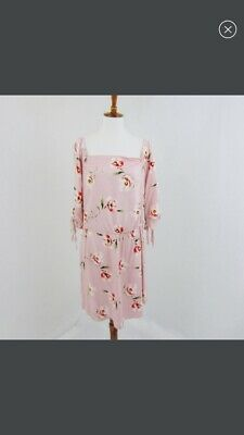 86c9166b9ad Pink Off Shoulder Dress By Charlotte Russe XL NWT Pretty   Perfect For  Spring