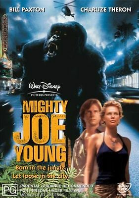 Mighty Joe Young (DVD, 2002) Region 4 Used in VGC Free Postage   Charlize Theron