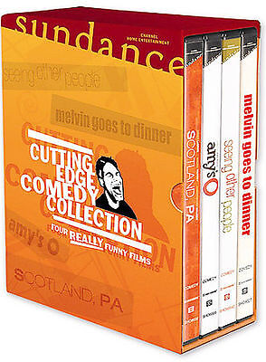 Comedy Collection Scotland Amy'so Seeing Other People Melvin Dinner New Dvd