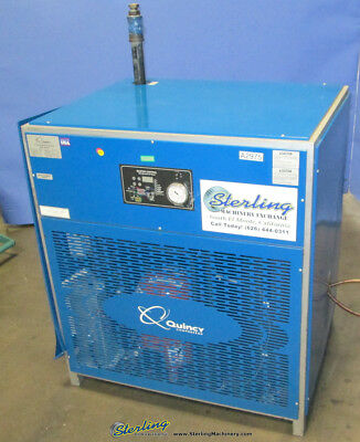 250 CFM Used Quincy Cycling Type Air Dryer QPCD-250 A2975