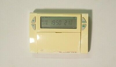 Hager Thermostat Thermoflash 7 jours