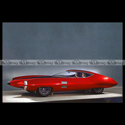 #pha.002519 Photo GM STILETTO CONCEPT-CAR 1964 Car Auto
