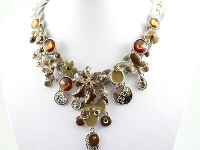 Wholesale Lot of 4 Pieces of Fancy Austrian Crystal Necklace Earrings Set