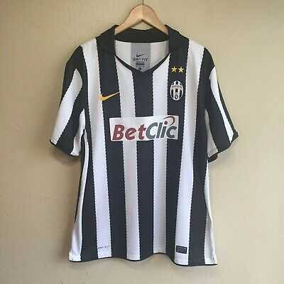 on sale 30dc3 d7bef NIKE JUVENTUS HOME Jersey 2011/2012