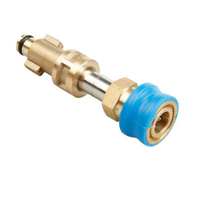 """Snow Foam Lance 1/4"""" Quick Connector Adapter Pressure Washer For Bosch"""