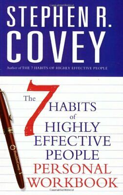The 7 Habits of Highly Effective People Person... by Covey, Stephen R. Paperback