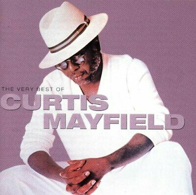 Curtis Mayfield - The Very Best of - Curtis Mayfield CD 0VVG The Cheap Fast Free
