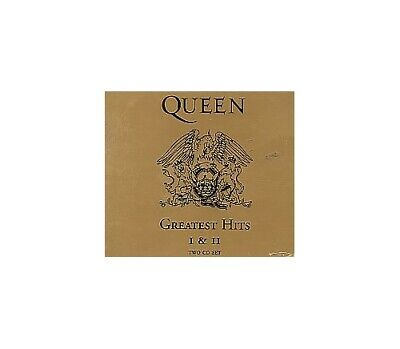 Queen - Greatest Hits I & II - Queen CD F9VG The Cheap Fast Free Post The Cheap