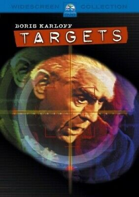 Targets [DVD] [1968] - DVD  TGVG The Cheap Fast Free Post