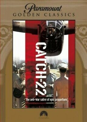 Catch 22 [DVD] - DVD  FGVG The Cheap Fast Free Post