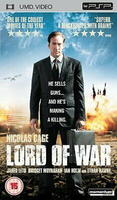 Lord Of War [UMD Mini for PSP] - DVD  48VG The Cheap Fast Free Post