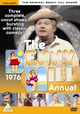 The Benny Hill Show - 1976 [DVD] - DVD  XIVG The Cheap Fast Free Post