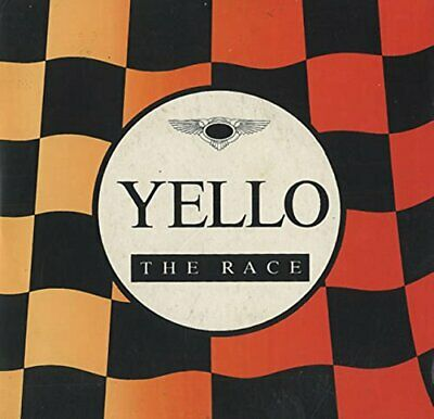 Yello - The Race - Yello CD 5OVG The Cheap Fast Free Post The Cheap Fast Free