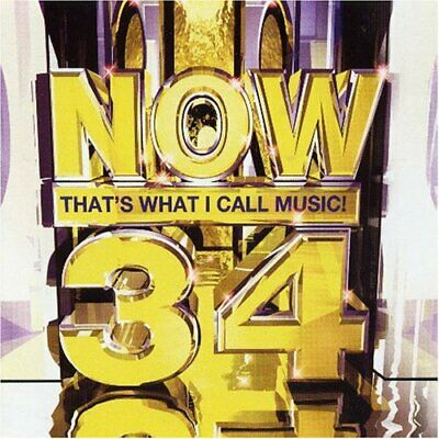 Various Artists - Now That's What I Call Music 34 (... - Various Artists CD NQVG