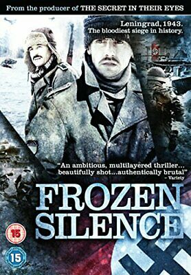 Frozen Silence [DVD] [2011] - DVD  I6VG The Cheap Fast Free Post