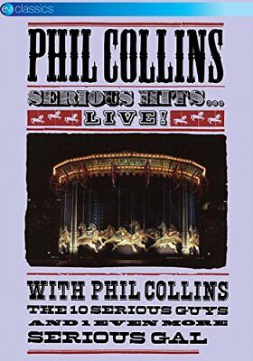 Phil Collins - Serious Hits...Live! [DVD] [2013] - DVD  UUVG The Cheap Fast Free