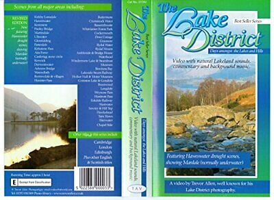 The Lake District - Days Amongst the Lakes and Hills. With Trevor... - DVD  GSVG
