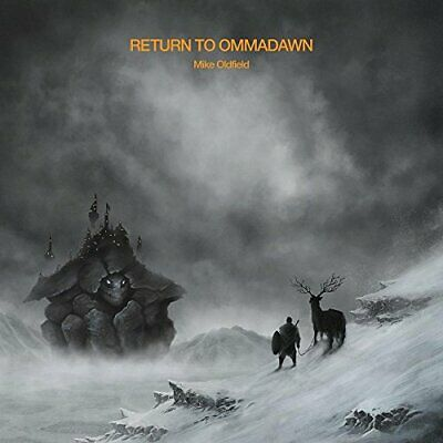 Mike Oldfield - Return To Ommadawn - Mike Oldfield CD WGVG The Cheap Fast Free