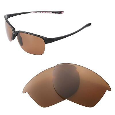 97d21cf092c87 Walleva Polarized Brown Replacement Lenses For Oakley Unstoppable Sunglasses