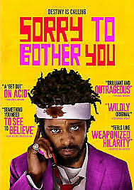 Pelicula  Sony (Universal)  Dvd  Sorry To Bother You - Dvd  Nuevo (Sin Abrir)