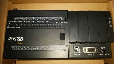 Automation Direct PLC Koyo D0-06DR-D