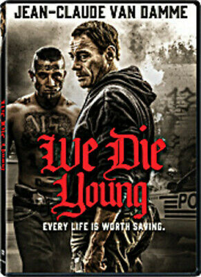 We Die Young [New DVD]