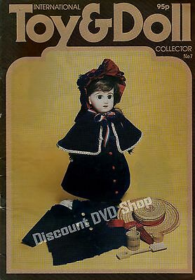International Toy & Doll Collector volume No 7