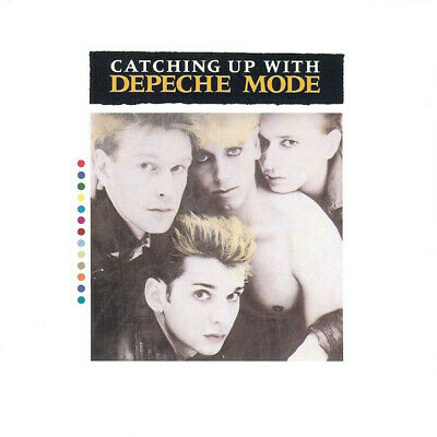 DEPECHE MODE Rare Greatest Hits Best Of CD CATCHING UP WITH (USA Import-Nr.Mint)