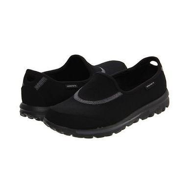 Flip Gowalk New Women's Move Skechers Flops Sandals Black Shoes Us qzSMUVp