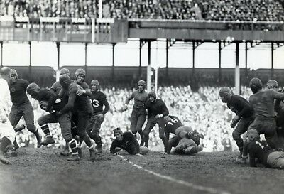 1930 Green Bay Packers vs New York Giants Game Action 8 X 10 Photo Picture