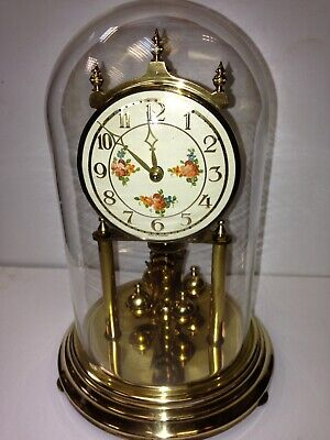Kieninger And Obergfell Vintage Anniversery Clock