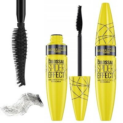 96ccd3b00f4 Maybelline Jade The Colossal Volum' Express Spider Effect Mascara Black  9.5ml