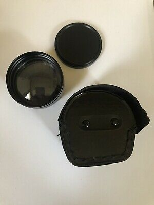 Zykkor AUX Auxiliary Telephoto Wide Angle Lens 2M Japan With Case
