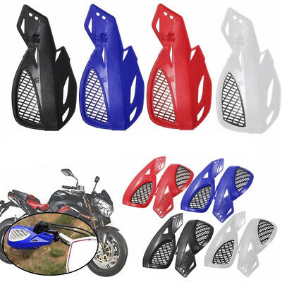 Dirt Bike ATV MX Motocross Motorcycle Hand Guards Handguards With Mount Kit EL