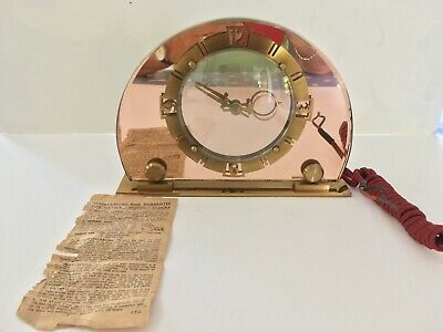 Smiths Vintage Sectric Mantle Clock