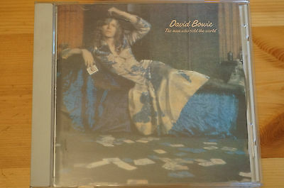 Rare David Bowie Man Who Sold The World EMI Toshiba Japan Import 13 Trks MINT Cd