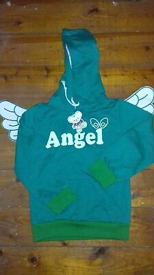 Angel tracksuit in green age 3-4