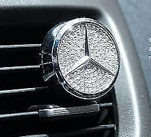 MERCEDES AMG Crystal Rhinestone Swarovski Car Air Freshener Design Decor