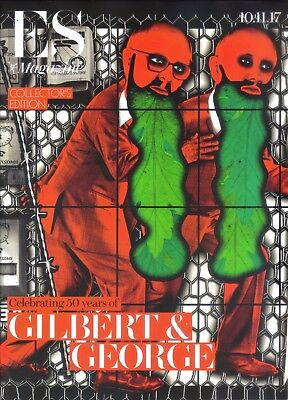 Gilbert & George Malaika Firth Es Magazine 10 November 2017