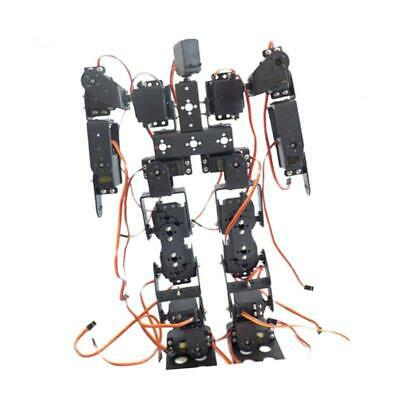 DIY 17DOF RC Robot Educational Walking Race Robot Bracket Kit Gift for Kids