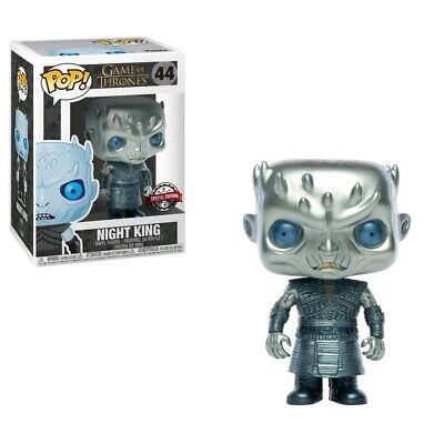 Funko Pop Night King Metallic Game of Thrones - Pre Ordered Due late April>May