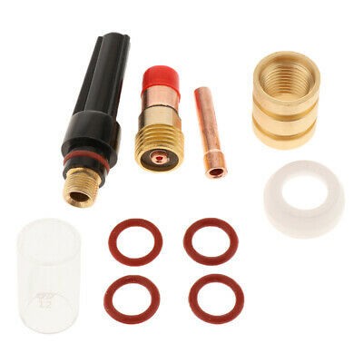 TIG Welding Torch Accessories Nozzle Glass Cover for WP-17/18/25/26 Welder