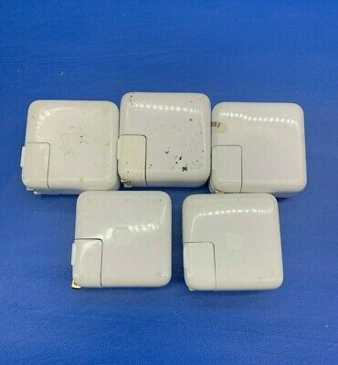 5xGenuine Apple Firewire AC Adapter/Charger- A1070