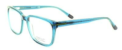 c5141a44f10 NEW GANT GA 3127 090 SHINY BLUE EYEGLASSES GLASSES FRAME 50-19-140 ...