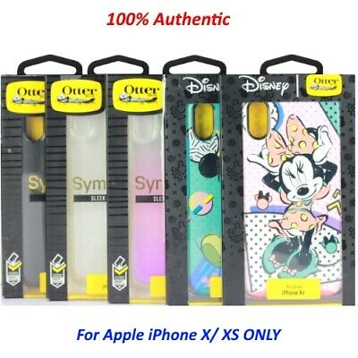 Authentic Otterbox Symmetry Series Totally Disney Case for iPhone X/Xs - OEM