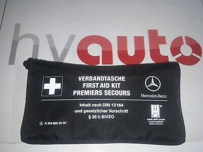 Original Mercedes Benz R129 SL Verbandskasten Verbandstasche First Aid Set