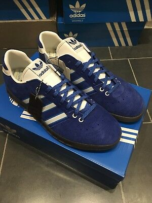 newest 74010 6b19a Adidas Handball Kraft Spezial UK 10 Top SPZL Release Blue CW Retro New  Padiham