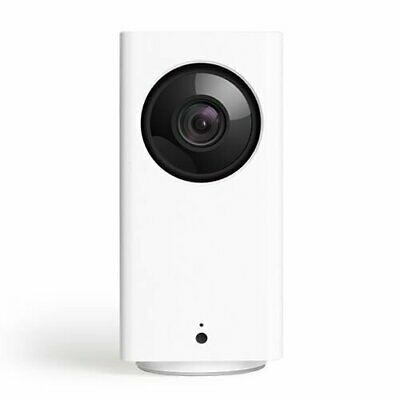 Pan/Tilt/Zoom Wi-Fi Indoor Smart Home Camera with Night Vision&2-Way Audio 1080p